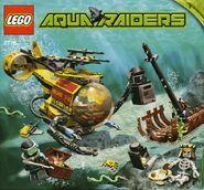 Aqua Raiders Submarine