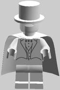 Gentleman Ghost custom