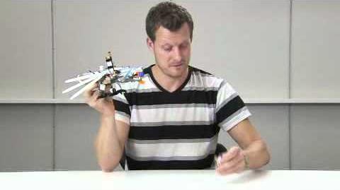 LEGO Ninjago - The Ice Dragon Designer Video