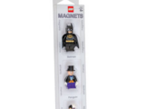 4493780 Batman Magnet Set