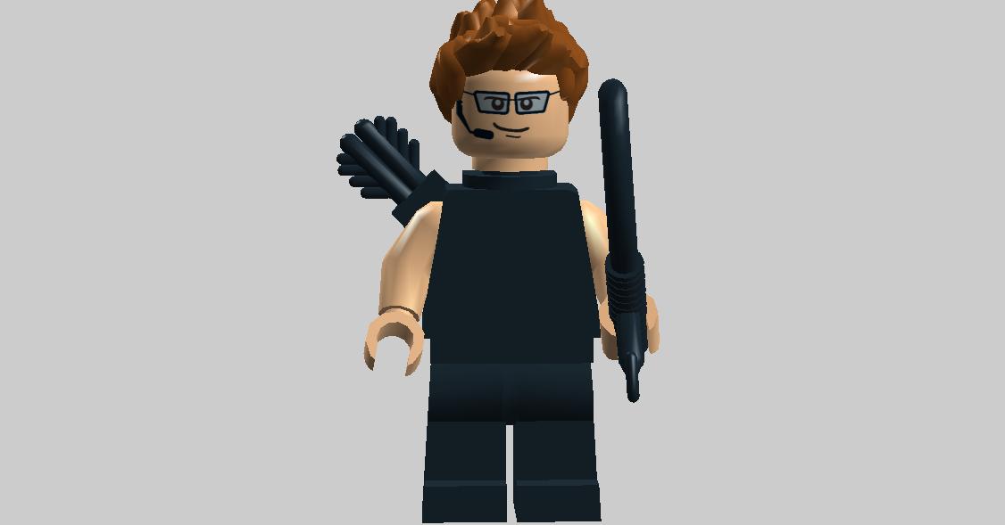 Custom:Hawkeye | Brickipedia | FANDOM powered by Wikia