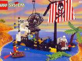 Piratenversteck mit Schiffswrack 6296