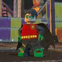 Robin (Damian Wayne)-Batman 2