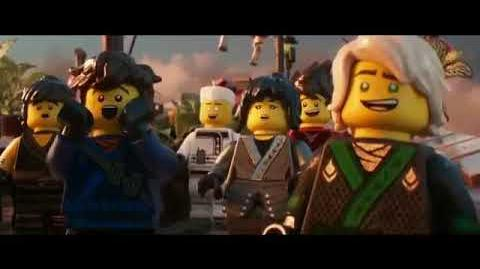 The Lego Ninjago Movie Tv Spot 27 - Feel Things