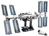 21321 La station spatiale internationale