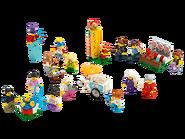 60234 Ensemble de figurines - La fête foraine