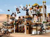 7573 La bataille du château d'Alamut