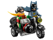 76052 Série TV classique Batman - La Batcave 7