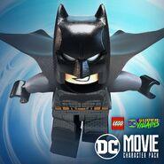 Batman DCEU Poster