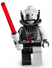 Damaged Vader