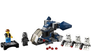 Dropship lego star wars