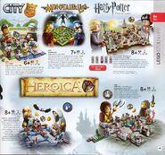 Katalog výrobků LEGO® pro rok 2013 (první pololetí) - Stránka 45
