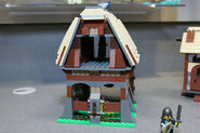 LEGO Toy Fair - Kingdoms - 7189 Mill Village Raid - 18