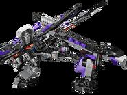 70725 L'attaque du dragon Nindroïde 6