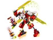 71707 L'avion-robot de Kai 2