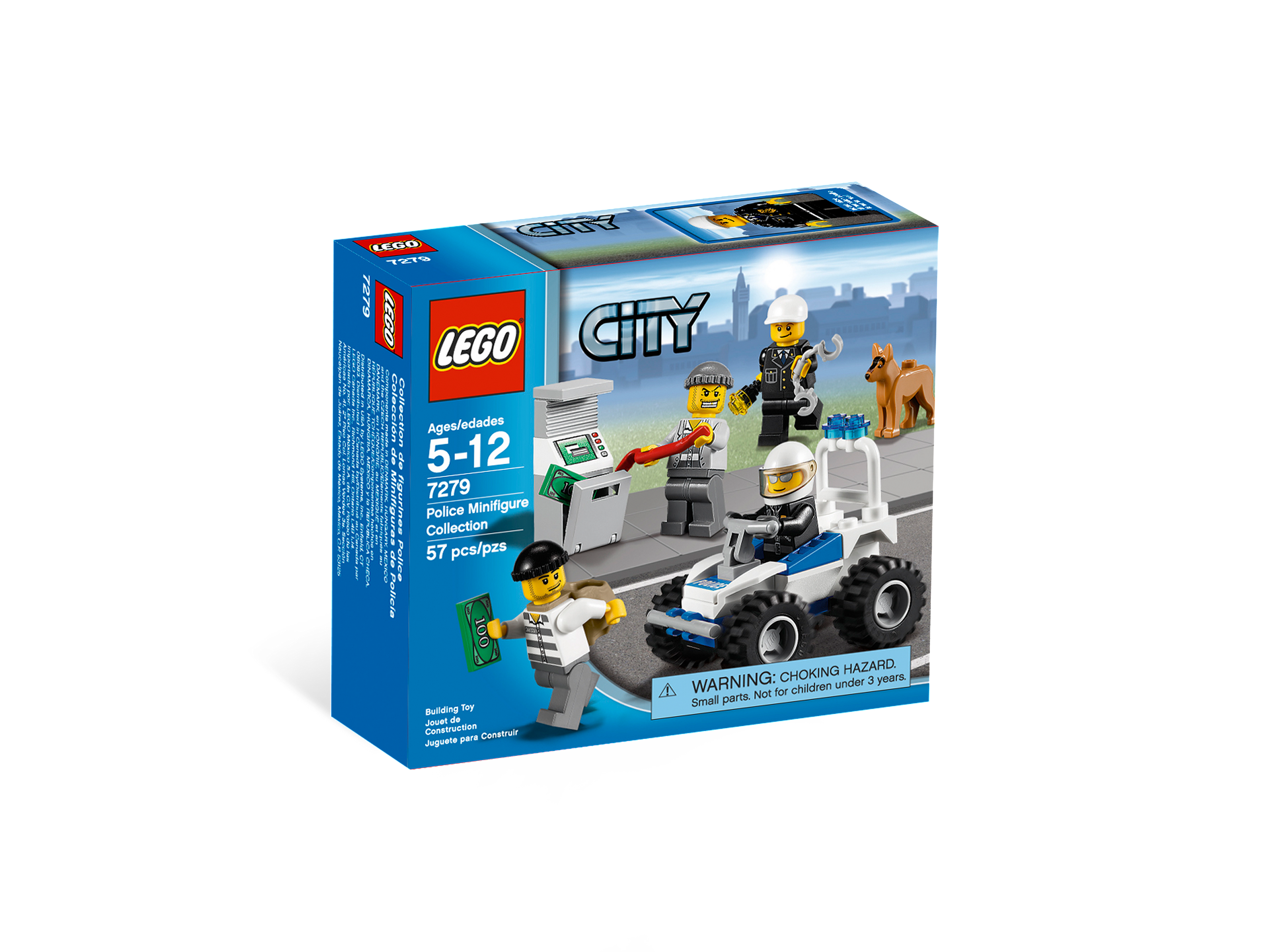 7279 Police Minifigure Collection Brickipedia Fandom Powered By
