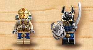 Pharaon Amset-Ra