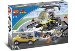 7841-Helicopter Rescue Unit