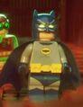 Alfred as 1966 Batman