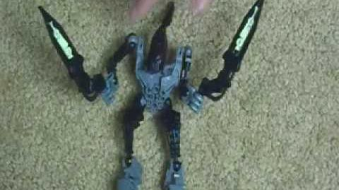 Bionicle Review Agori Atakus