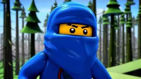 LEGO Ninjago Épisode 2 2012 La famille de Zane