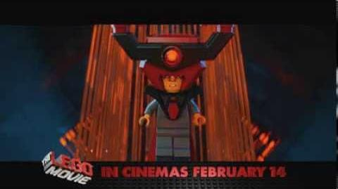 "The LEGO Movie - ""Unlikely Heroes"" TV Spot - Official Warner Bros."