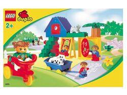 3093-Fun Playground