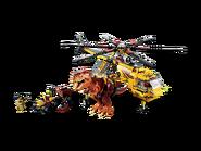 5886 La chasse du T-Rex 4