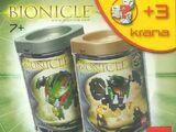 65071 BIONICLE Dual Pack: Lehvak and Pahrak