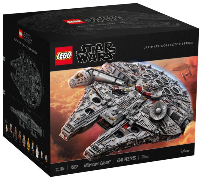 Lego New Chewbacca Wars The Force Awakens  Minifigure Dark Tan fur Falcon 75105