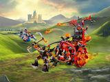 70316 Le char maléfique de Jestro