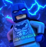 Blue Batman (2016)