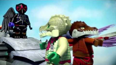LEGO CHIMA - A Crash Course In Flying