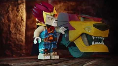 LEGO CHIMA - Tale of the Tribe Stone
