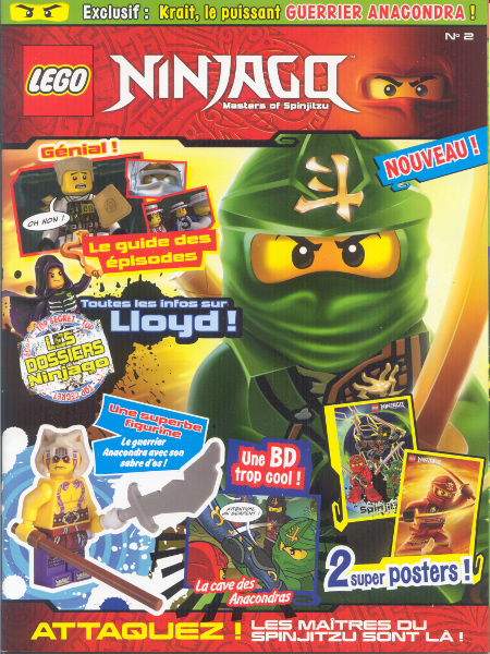 Lego ninjago 2 wiki lego fandom powered by wikia - Lego ninjago saison 2 ...