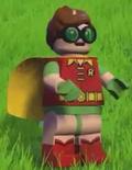 Robin LEGO Batman Dimensions