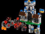 70402 L'attaque de la porte du château