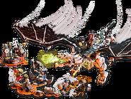 71721 Le dragon du Sorcier au Crâne 2