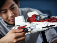 75275 Le chasseur A-wing 10