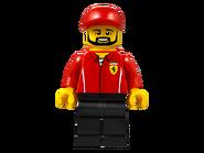 75882 Le centre de développement de la Ferrari FXX K 10