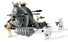 7748 Corporate Alliance Tank Droid