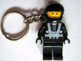KC45 Blacktron I Key Chain
