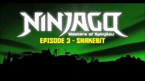 LEGO® NINJAGO - ΤΟ ΔΑΓΚΩΜΑ ΤΟΥ ΦΙΔΙΟΥ - ΕΠΕΙΣΟΔΙΟ 3ο - ΜΕΡΟΣ Α