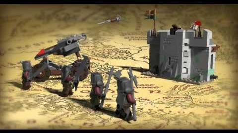 LEGO The Lord of the Rings - Uruk-hai Army