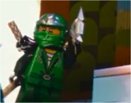 Lloyd LegoMovie