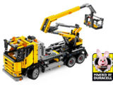 B8292 Cherry Picker - Free Duracell Batteries Included