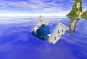 Blue Shell D-