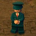Chef de gare-HP 57