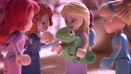 Disney Princesses mini-film Princesses et Pascal
