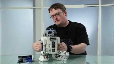 LEGO STAR WARS R2-D2™ (10225) -LEGOBOY476-